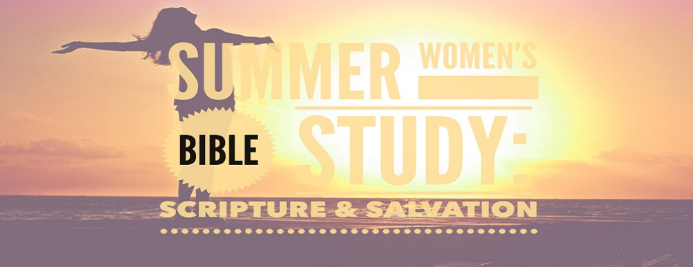 Join a 6-session women's summer study.