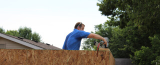 Habitat For Humanity July 18, 2015